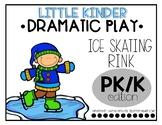 January Dramatic Play: Ice Skating