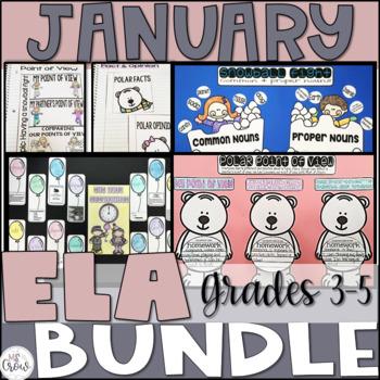 ELA MEGA Bundle January