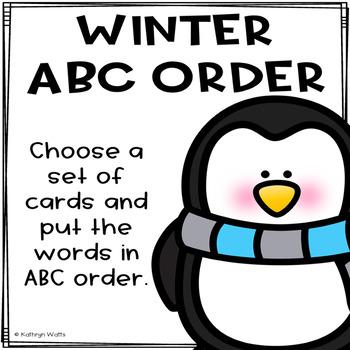 First Grade Centers Bundle - January