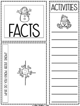 January Fact Files: Collecting Information from Informational Text