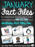 January Fact Files: Collecting Information from Informatio