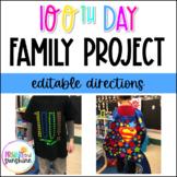January Family Project