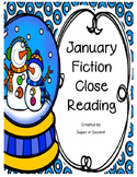 January Close Reading