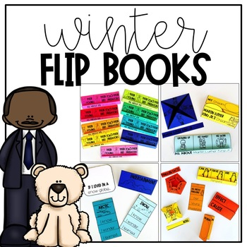 Winter Flip Books