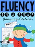 January: Fluency In a Snap {Stuttering}