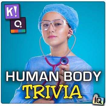 Human Body Trivia - Quizizz, QR Codes, and Kahoot!