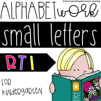 """""""I need to work on my...ABC-small letters"""""""
