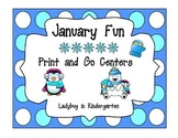 January Fun All Month Long