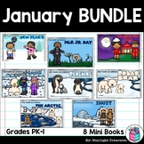January Fun Bundle: New Year, MLK Day, Chinese New Year, Snow, Penguins, & More!
