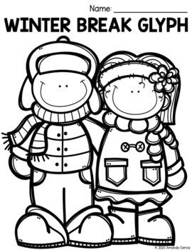January Glyph: Back from Winter Break!