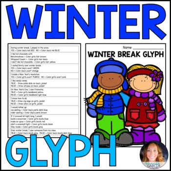 January Glyph: Back from Winter Break!