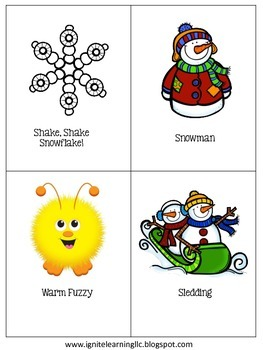 January Greetings a Classroom Management Strategy