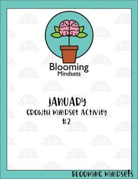Growth Mindset -January Activities