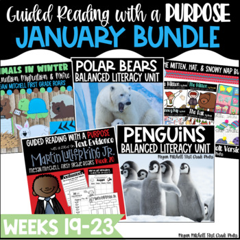 January Guided Reading with a Purpose