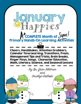 January HAPPIES with Dr. Jean