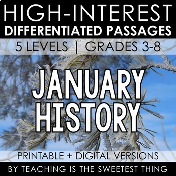 January Passages: History