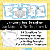 Class Meeting Questions: January