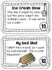 January Imagination Building Writing Prompt Cards