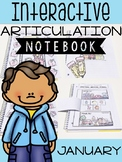January Interactive Articulation Notebook