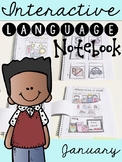 January Interactive Language Notebook