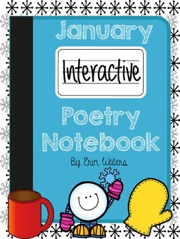 January Interactive Poetry Notebook (2-3)