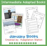 January Intermediate Adapted Books