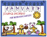 January Journal Prompt for Beginning Writers