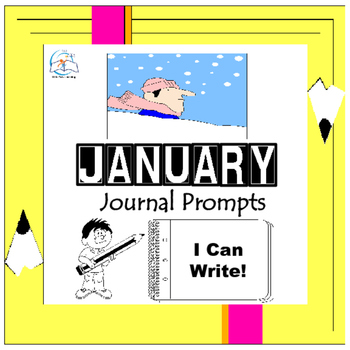 January Writing Prompts Quick Writes