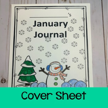 January Journal Writing