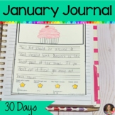 January Journal Writing   Writing Prompts