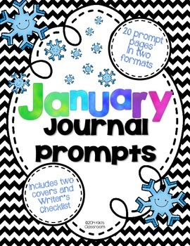 Winter Journal Prompts