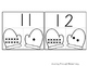 January Kindergarten Math Games and Activities