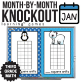 3rd Grade Math Game [January Knockout Club]