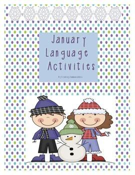January Language Activities