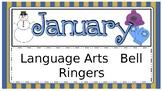 January Language Arts Bell Ringers