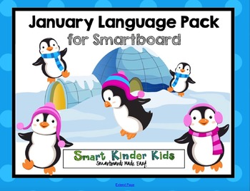 January Language Pack for Smartboard