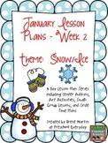 January Lesson Plan Series - Week 2 Winter