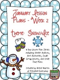 January Lesson Plan Series - Week 2 Winter