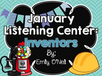January Listening Center - Inventors