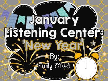 January Listening Center - New Year