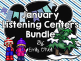 January Listening Centers Bundle