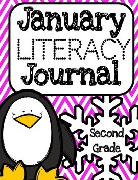 January Literacy Printables