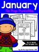 January Literacy and Math Printables ~ The Bundle