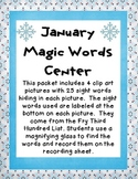 January Magic Words