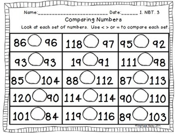 January Math - 13 Winter Themed Math Centers