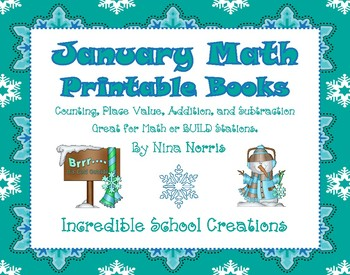 January Math Books