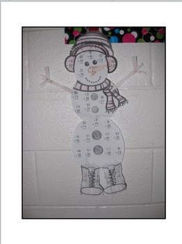 January Math CRAFTS Adding Two-Digit Numbers with Regrouping