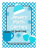 January Math Centers - CC Aligned