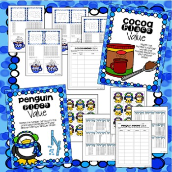 January Math Centers - Numbers to 120 and Beyond!