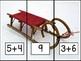January Math Centers in Spanish